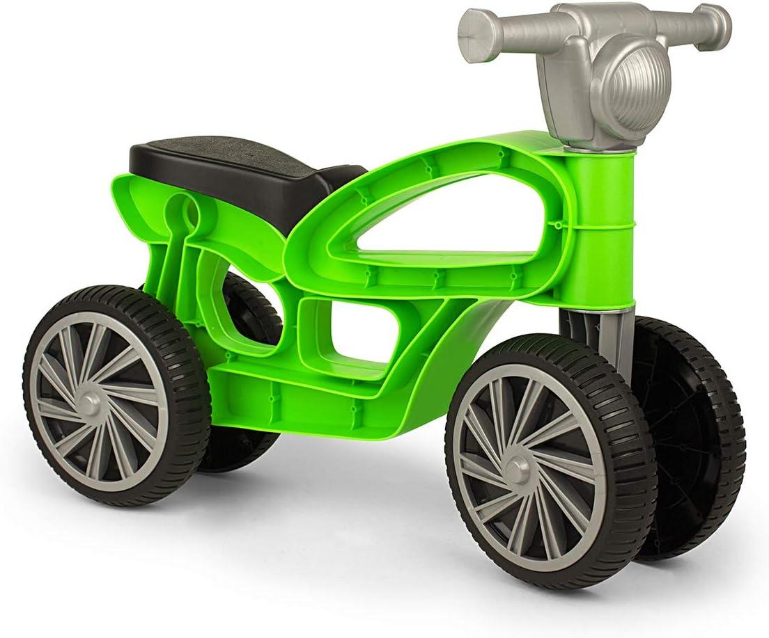 Correpasillos con 4 ruedas