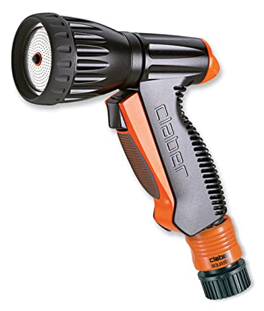 Amazoncom Claber 9563 Multi Jet Garden Hose Nozzle Watering