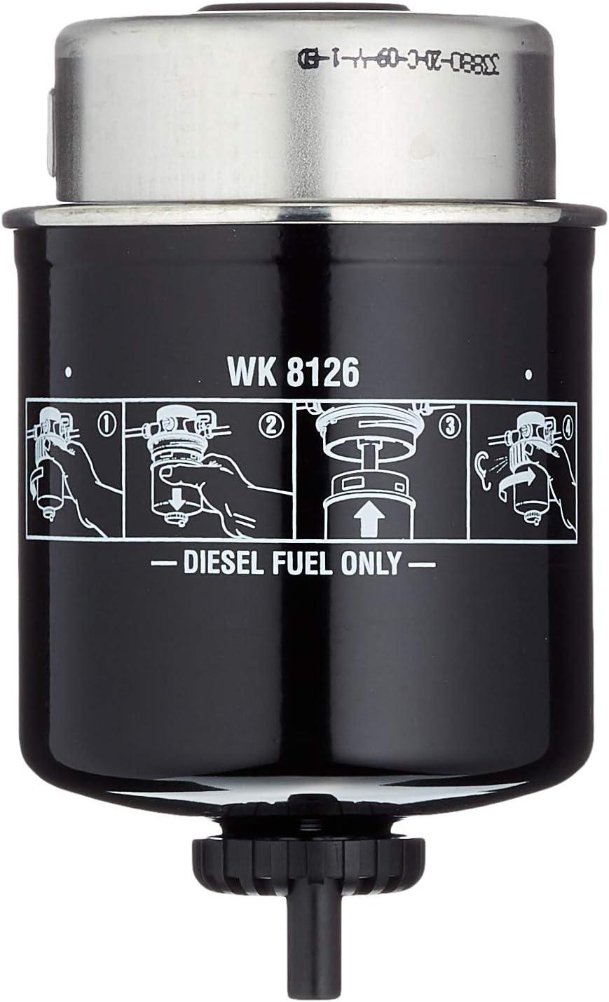 Original Mann Filter Kraftstofffilter Wk 8126 Für Nutzfahrzeug Auto