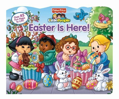 Fisher-Price Little People Easter Is Here! by Reader's Digest (Jan 15 2013) ebook