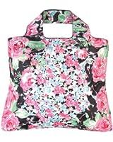 Envirosax Roses & Pansies Garden Party Reusable Shopping Bag