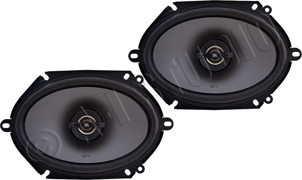 JBL GT7-6C 6.5 2-Way GT7-Series Component Speaker System-Set of 2