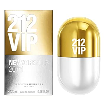 1c335b180 212 Vip Pills by Carolina Herrera for Women - Eau de Parfum, 20ml ...