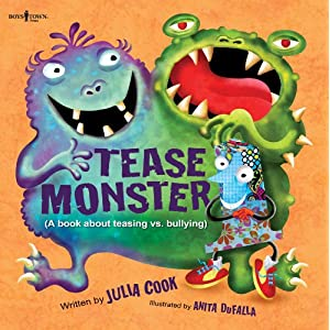 Tease Monster: A Book About Teasing vs. Bullying (Building Relationships) Paperback – March 31, 2013