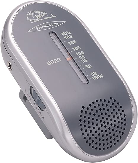 Point BR 22 - Radio para Bicicleta (FM, conexión MP3), Color ...