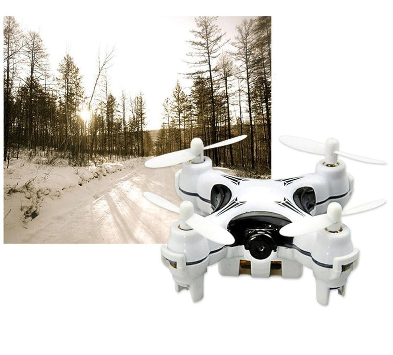kanzd 1506 2.4 G 4 CH 6-axis Mini RCクアッドコプター小型ドローンヘリコプター3.0 MPカメラ B0785QDCWWブラック