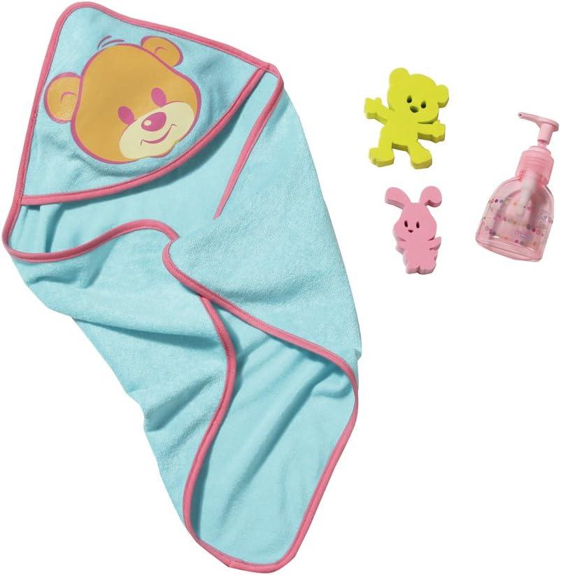 Baby Born - Accesorios de baño (Bandai 819609): Amazon.es ...