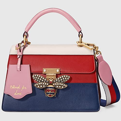 cdbb78f1b96a Gucci Women s Queen Margaret Series Leather Handbag  Amazon.ca  Shoes    Handbags