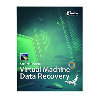 Stellar Phoenix Virtual Machine Data Recovery [Download]: Amazon co
