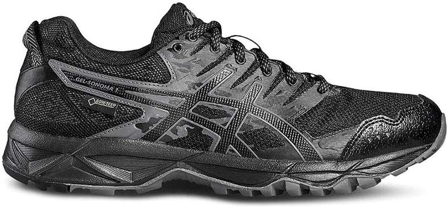 ASICS Gel-Sonoma 3 G-TX Trail, Zapatillas de Running para Asfalto para Mujer: Amazon.es: Zapatos y complementos