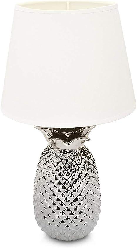 de Chevet et Lampe Navaris Ananas LED Forme Lampe c3Aq4Rj5LS