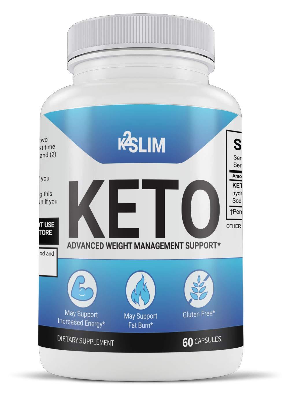 K2 Slim Keto Single Pack