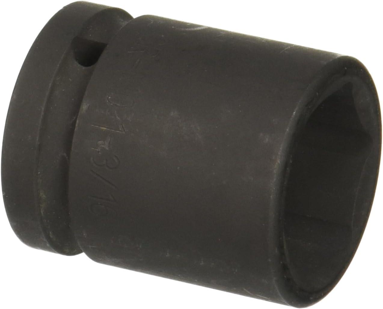 Sunex 0438 3//4 Drive 1-3//16 Impact Socket