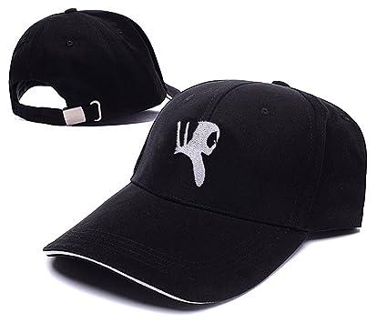 yugy Deadpool arte bordado de gorras de béisbol Snapback Hats