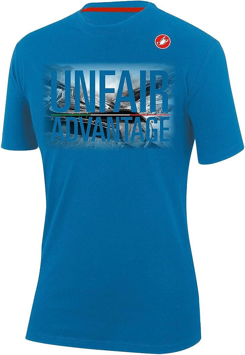 Castelli Stelvio T Shirt