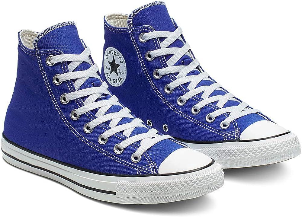 Converse CTAS Hi Femme CTAS Seasonal Hi 19 483 Ocean Blue