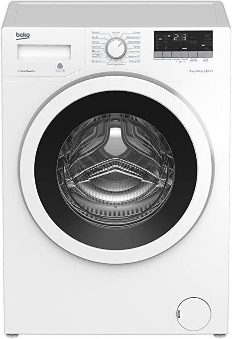 Beko WTE7633XW0 lavadora - Lavadora, Carga frontal, Independiente ...