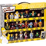 Unitedlabels - 0805390 - 21-teilig 3D Figuren Set Simpsons - Limited Edition - The Simpsons