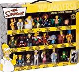 United Labels - Simpsons 20th Anniversary coffret collector 21 figurines PVC 8 c
