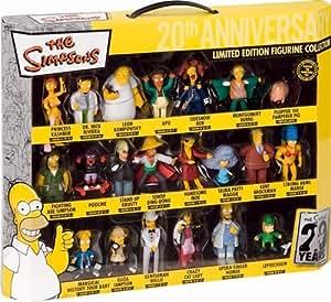 United Labels 0805390 Los Simpson - Figuras (21 piezas, edición limitada)