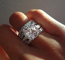 Wedding Band And Engagement Ring Gap