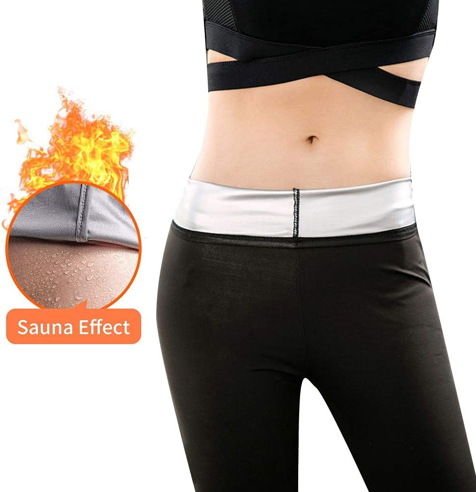 Kooshy Tracksuit yoga clothing women sauna suits sweat suit slimming fitness training jacket sauna pants