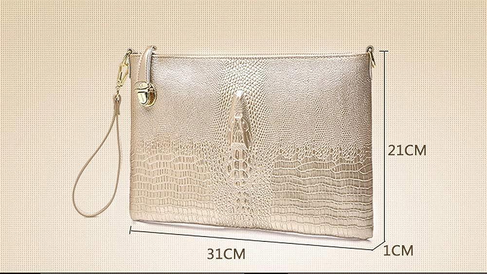ilishop Evening Bag Clutch Bag Purse For Women Fashion Handbag Party Wedding Ball Work