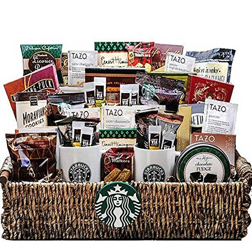 All Time Favorite Tea and Coffee Gift Basket