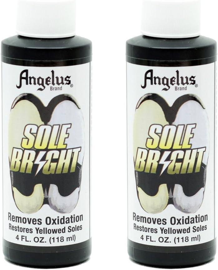 Angelus Sole Bright 4 Oz. (Paquete de 2)