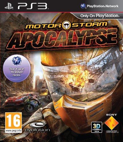 MotorStorm: Apocalypse (Australia)