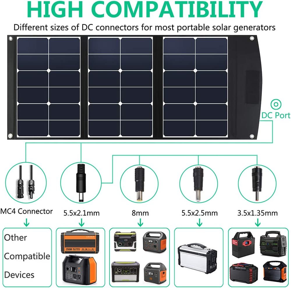 Powapacs Solar Panel 60W *Brand New* Free Delivery