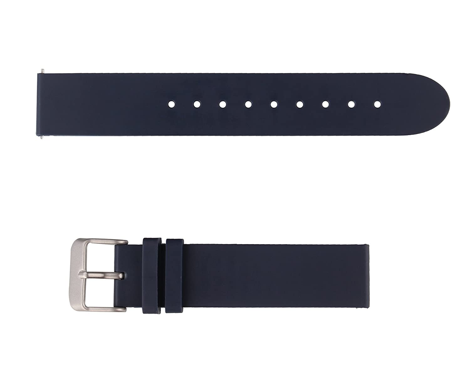 Replacement Band for Withings Activite Pop/Withings Activite Steel/Withings Go、シリコン交換Wristbands Fitnessバンドストラップ時計バンド B01M67W4NK ダークブルー