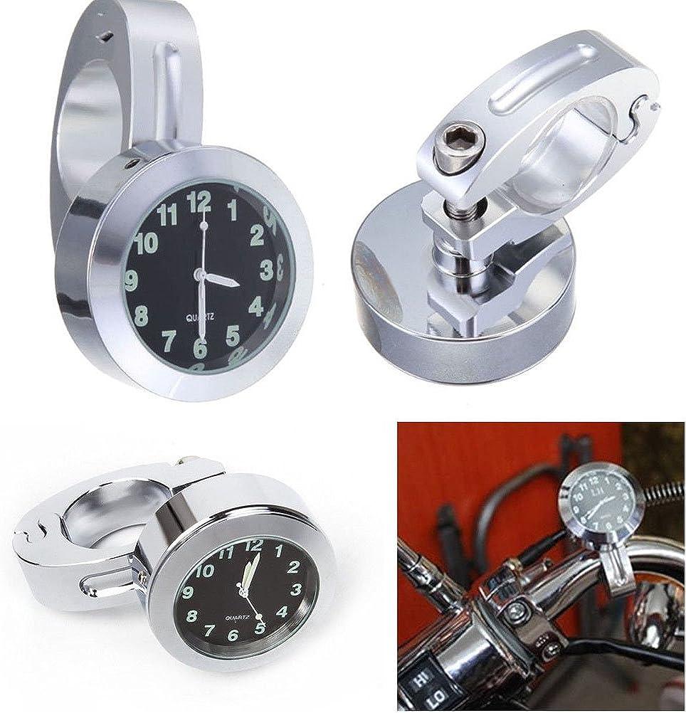 Fahrrad Zubehör Mini Uhr Mount Wasserdichte Motorrad Lenkertasche Uhren