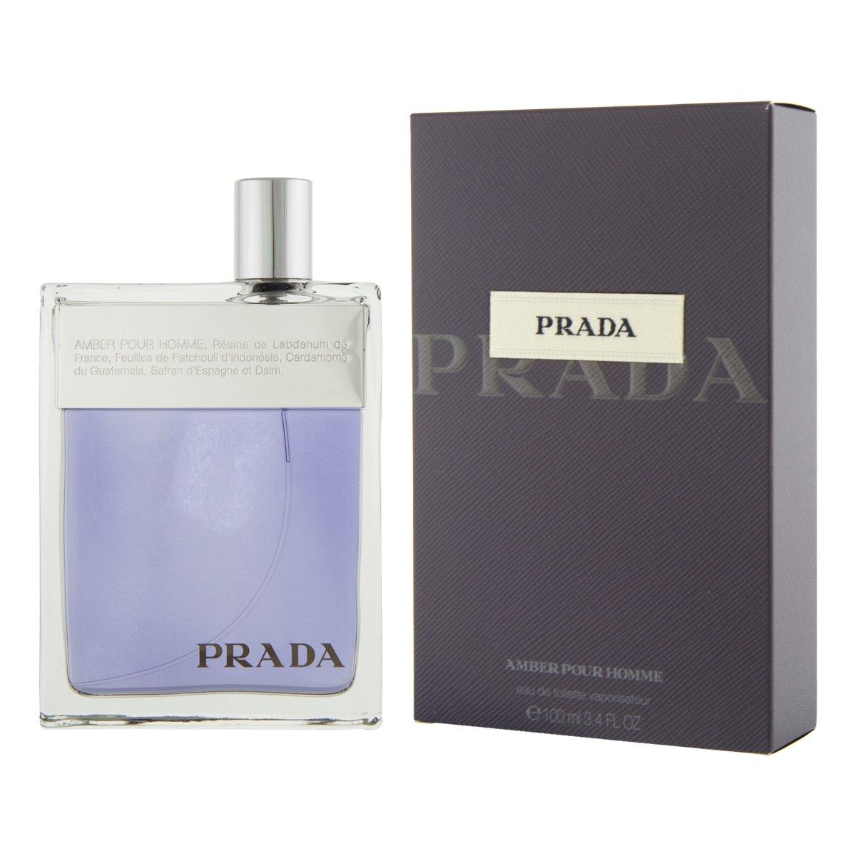 4fa6f714 Prada Cologne by Prada for Men. Eau De Toilette Spray 3.4 Oz / 100 Ml