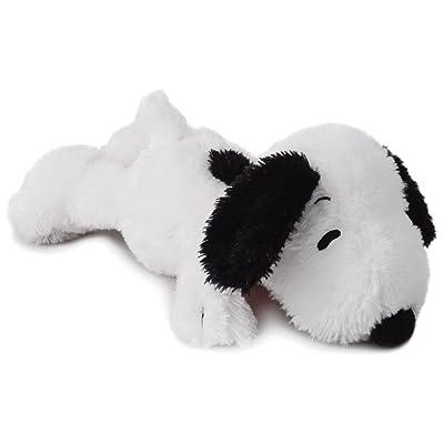 "Hallmark Peanuts Snoopy Floppy Stuffed Animal, 12.5"" Classic Stuffed Animals Movies & TV: Toys & Games"
