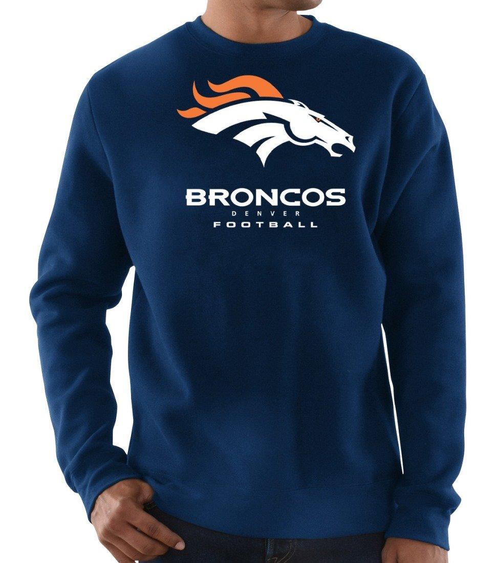 buy online 6bd6b 9a7bc Majestic Denver Broncos NFL Critical Victory 3