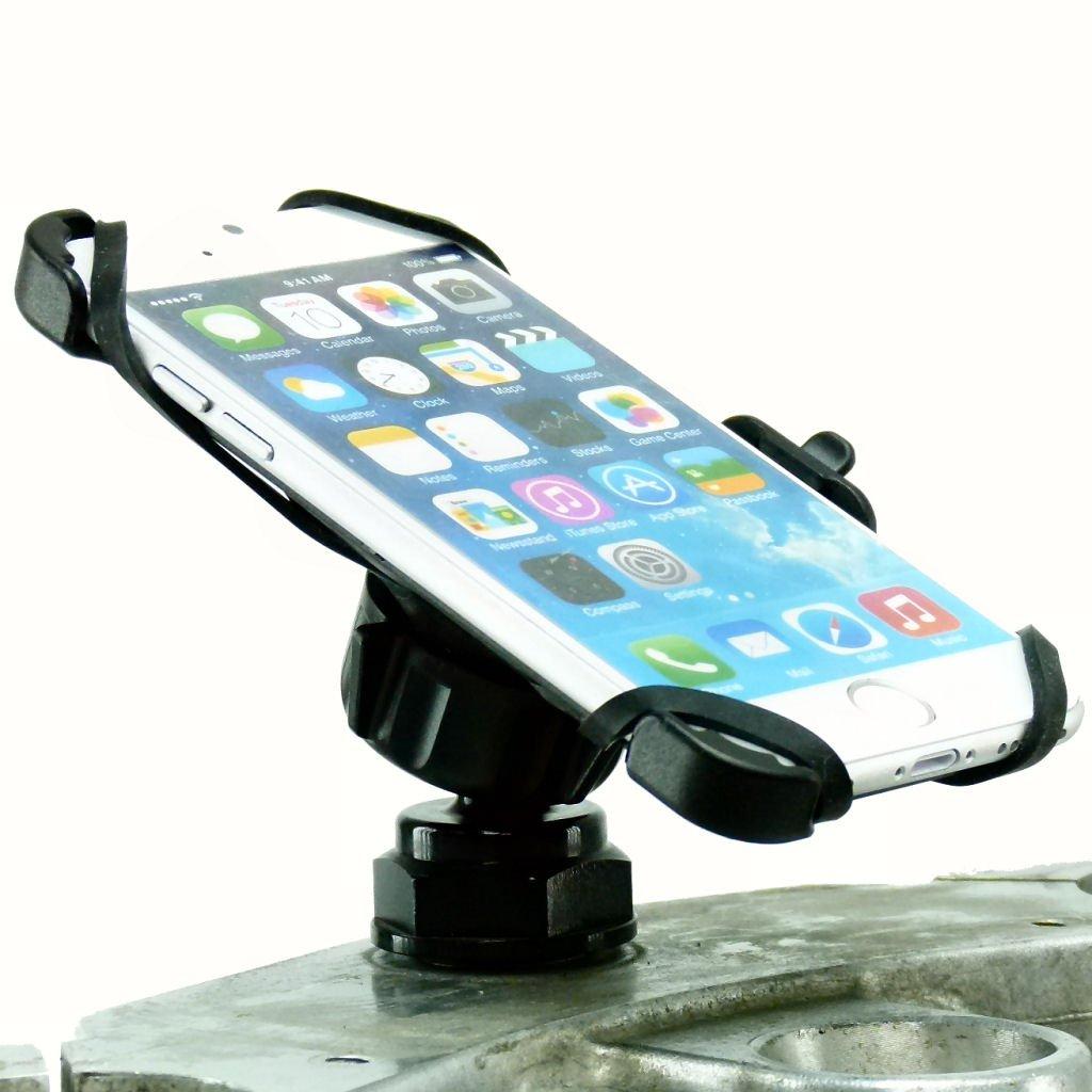 BuyBits Dedicated Yoke 40 Motorcycle Yoke Nut Cap Mount foriPhone 6 & 6S (4.7'' screen)
