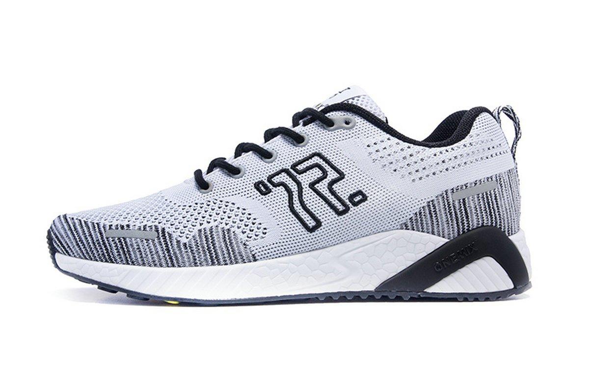 ONEMIX Men's Breathable Mesh Outdoor Sport Running Shoes