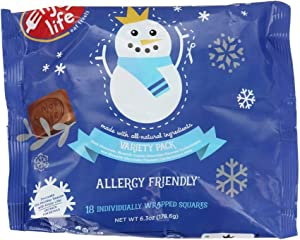 Enjoy Life Foods - Holiday Chocolate Squares Variety Pack - 6.3 oz.