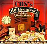 CBS's 60 Greatest Old-Time Radio Shows, Radio Spirits, 1570191557
