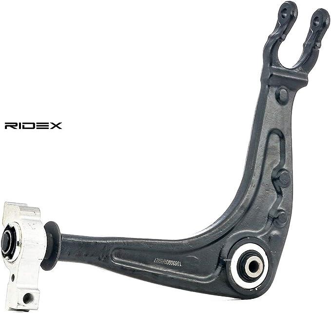Manillar para suspensi/ón de ruedas RIDEX 273C0701 triangular, eje delantero izquierdo
