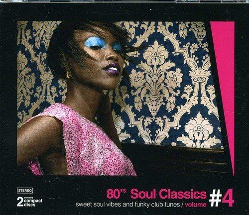 CD : 80'S SOUL CLASSICS - 80's Soul Classics 4 / Various (2PC)