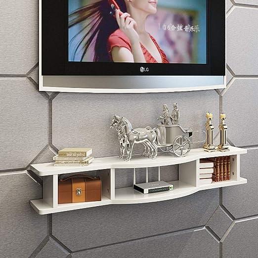 ZPWSNH Sencillo Mueble de Entretenimiento para TV Soporte de TV ...