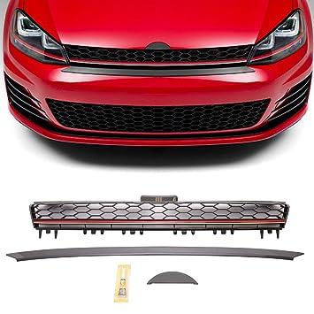 Rejilla para 2015 – 2016 VW Golf 7 MK7 | GTI estilo ABS plástico w &