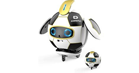 Deerc Coolbo Soccer Ball Robot only $19.99