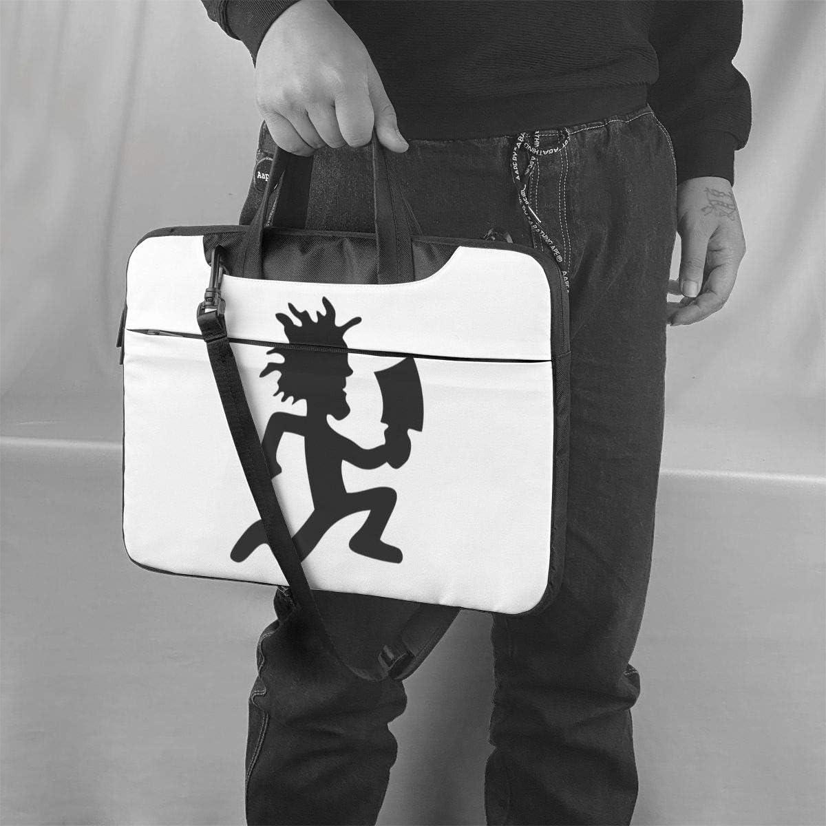 N//C Hatchetman ICP Waterproof Laptop Shoulder Messenger Bag Briefcase Exquisite Style.14 Inch Unisex Computer Protective Case