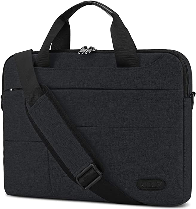 Top 10 Messenger Laptop Black Bag For Men