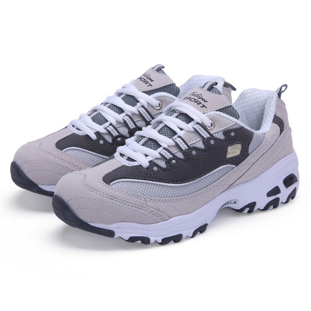 Exing Damenschuhe Schuh Winter Turnschuhe, Niedrig-Top Lace-up Flut Schuhe, Liebhaber Erhöhen Höhe Erhöhen Liebhaber Schuhe a2bbd9