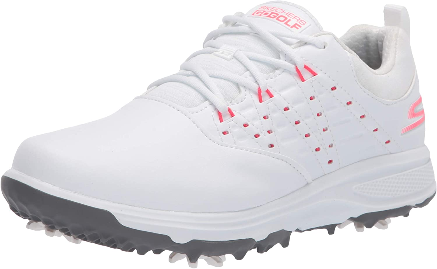 Skechers Women's Go Pro 2 Spiked Waterproof Golf Shoe