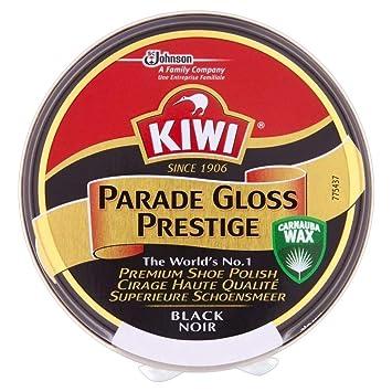 4db3668d37c03 Kiwi Parade Gloss Prestige Shoe Polish Black (50ml) - Pack of 2